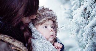 نصائح لرعاية طفلك الرضيع في الشتاء