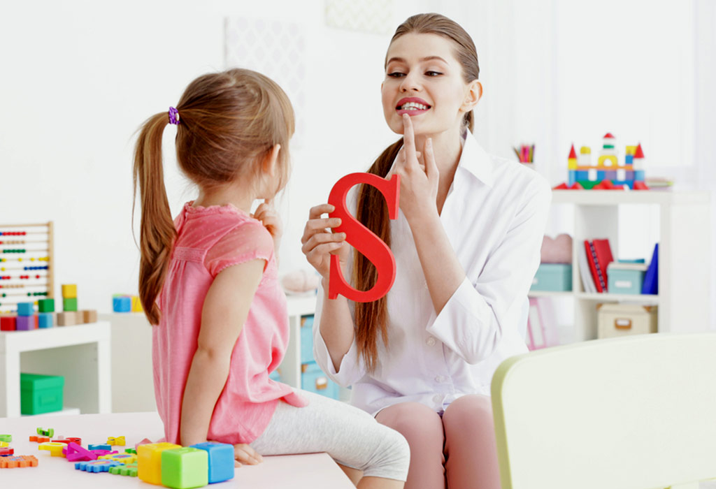 كيفية علاج اضطرابات النطق عند الاطفال؟