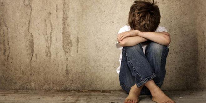 الاكتئاب لدى الأطفال