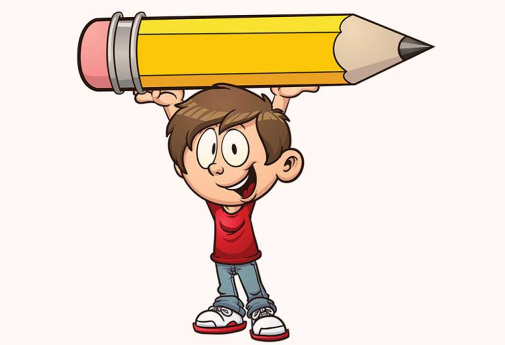 حكاية القلم الرصاص