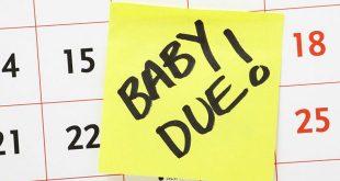 كيف يتم حساب موعد الولادة