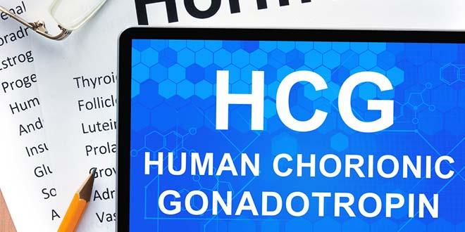 حقن هرمون موجهة الغدد التناسلية المشيمية البشرية أثناء الحمل