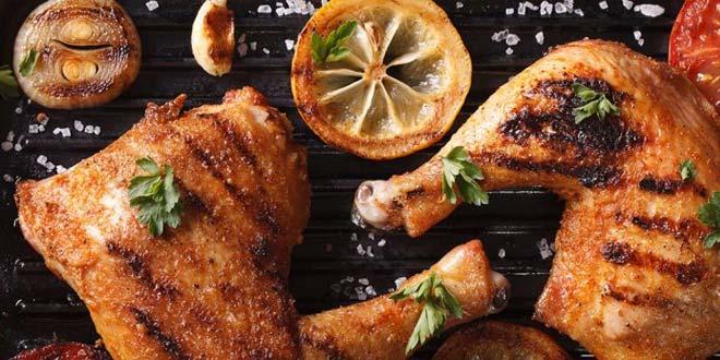 تناول الدجاج أثناء الحمل