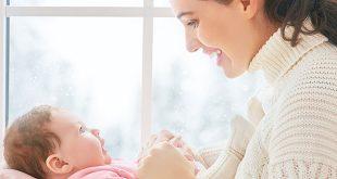 5 طرق للعناية ببشرة طفلك في أشهر الشتاء الجافة