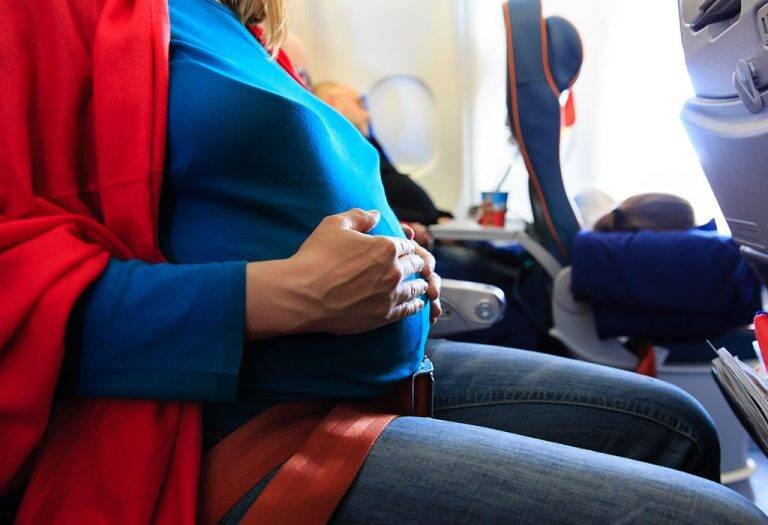 نصائح حول التخطيط للسفر أثناء الحمل