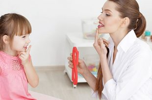 علاج النطق والتخاطب عند الأطفال