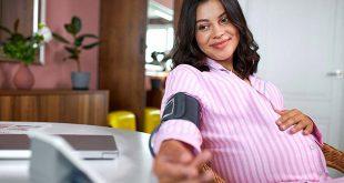 ضغط الدم أثناء الحمل