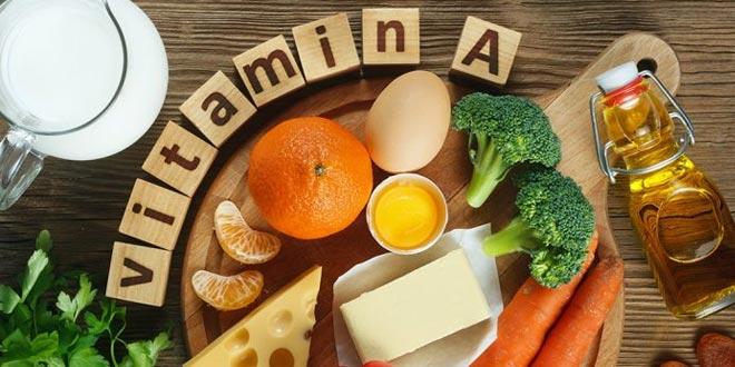 فيتامين أ أثناء الحمل