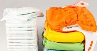 الحفاضات القماش مقابل حفاضات الاستخدام الواحد - أي منها تختارين؟