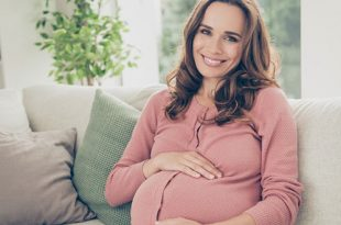 نمو الشعر أثناء الحمل