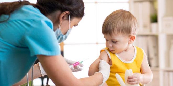 تطعيم الانفلونزا للرضع والأطفال