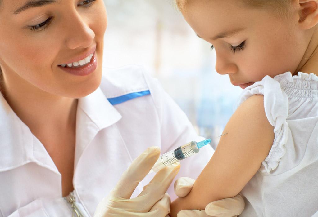 جدول تطعيم الأنفلونزا للأطفال والرضع