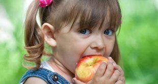 التفاح للأطفال - الفوائد وحقائق مثيرة للاهتمام