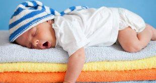 روتين النوم للأطفال