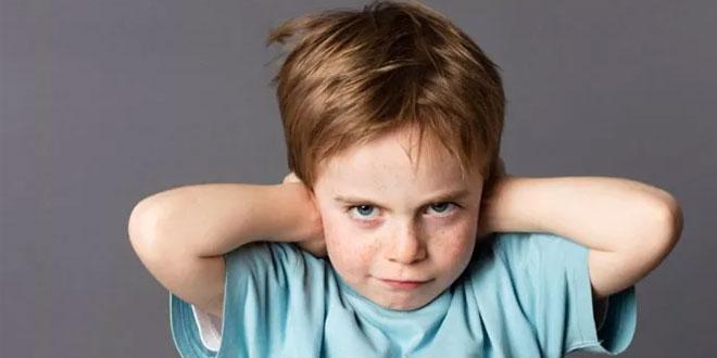 قوة الإرادة أو العند عند الطفل - نصائح حول الأبوة والأمومة والمزيد