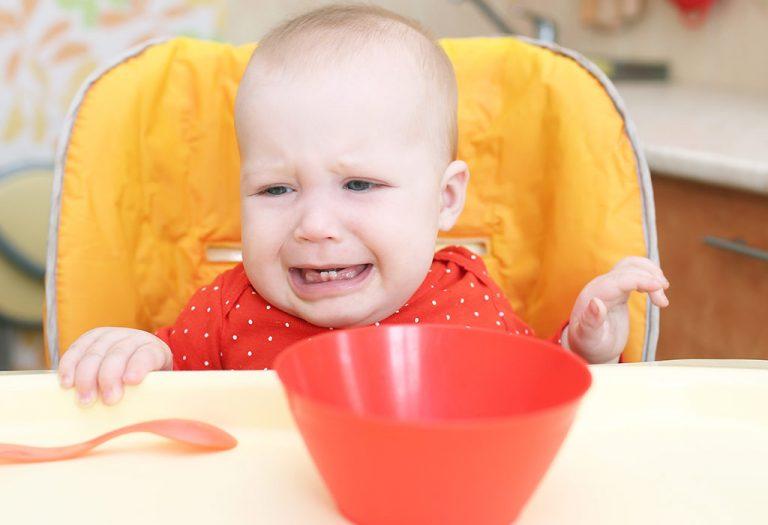 أعراض نقص الكالسيوم عند الأطفال الرضع