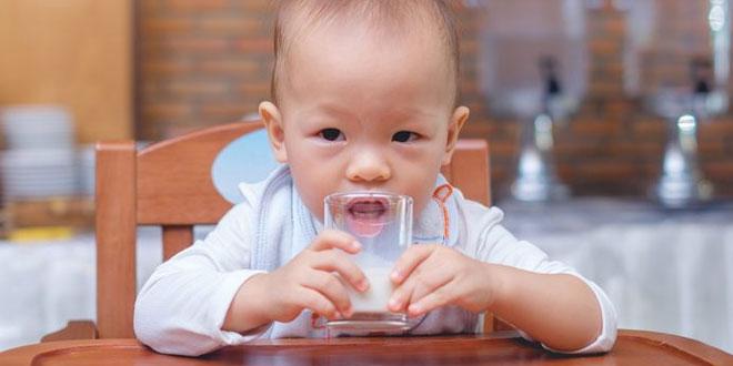 نقص الكالسيوم عند الأطفال الرضع