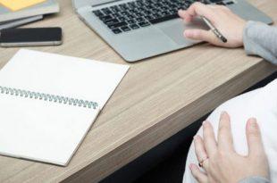 العمل أثناء الحمل - الرعاية الذاتية أثناء العمل