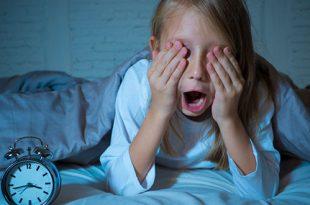التغلب على الأرق - اضطرابات النوم عند الأطفال