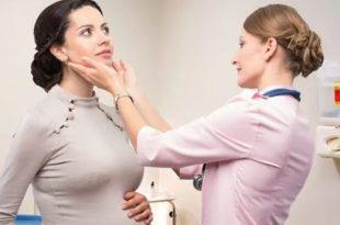 مرض اضطراب الغدة الدرقية أثناء الحمل