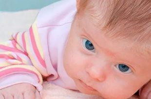 مرحلة تطور عند الرضع - التحكم في الرأس